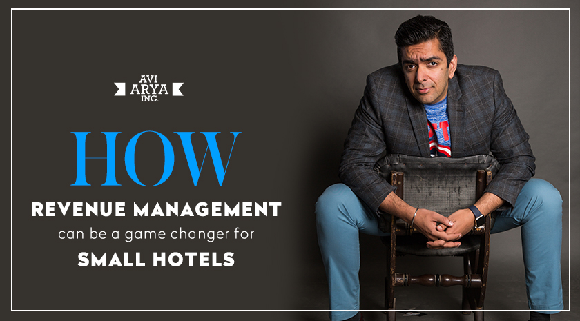 How Small Hotels Can Grow More Using Revenue Management
